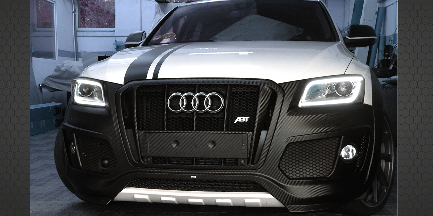 Carbon An Die Front